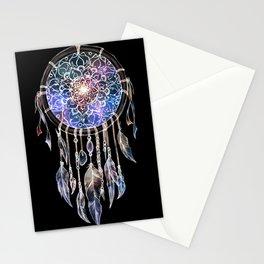 Mandala Dreamcatcher Stationery Cards
