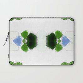 Sea Glass 1 Laptop Sleeve