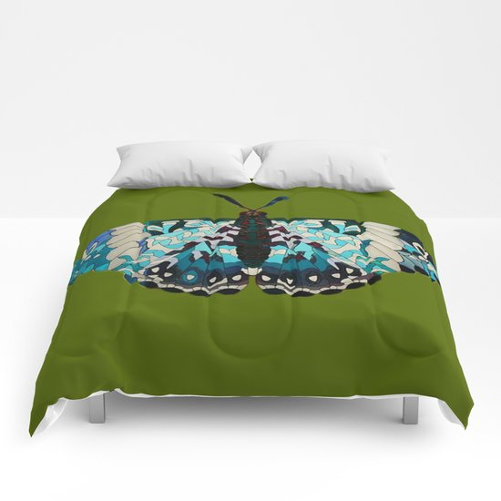 Butterfly Painting Comforters