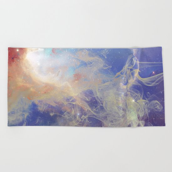 The Great Constellation Beach Towel