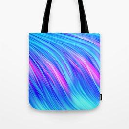 Waterfall,  abstract Tote Bag