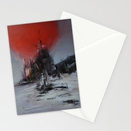 Hoth : station minière Stationery Cards