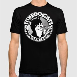 Tuxedo Cats T-shirt