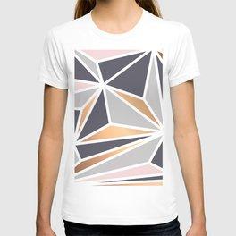 Geometry Gold 047 T-shirt