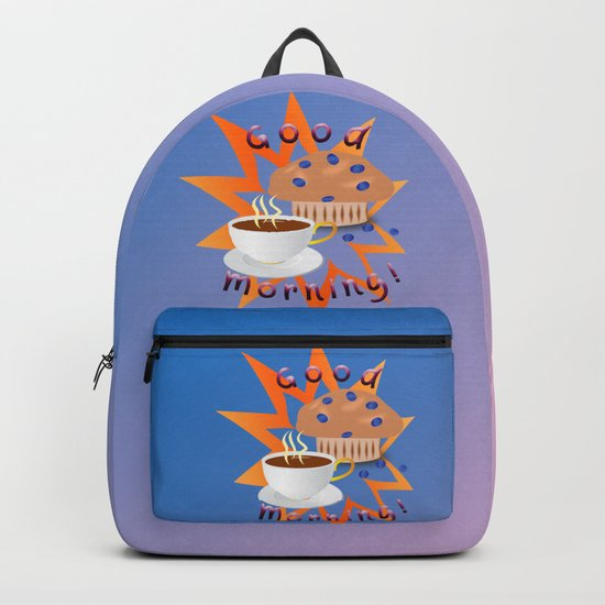 Good Morning! Backpack