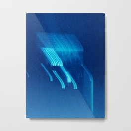 Being at the Drive-In Metal Print