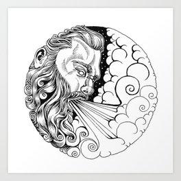 AEOLUS Art Print