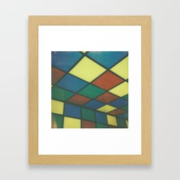 In Living Color Framed Art Print