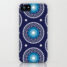 Bandana (Jackie Blue) iPhone Case