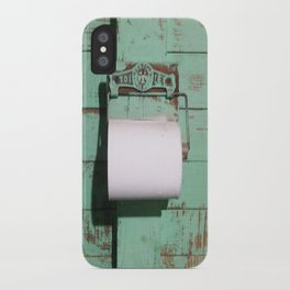 A Square to Spare iPhone Case