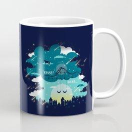 Stars and Constellations Coffee Mug