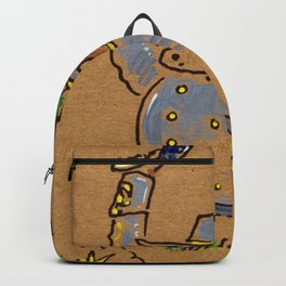 Ape Civil War: Rebel Officer Backpack