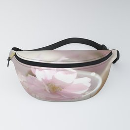 Still life for Bathroom with almond blossoms Fanny Pack