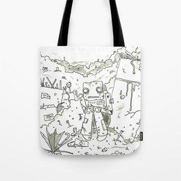 Junk Tote Bag