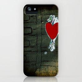 Love Malfunction iPhone Case