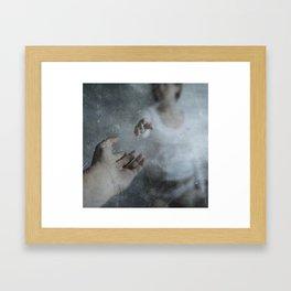 Ethereal Beauty Framed Art Print