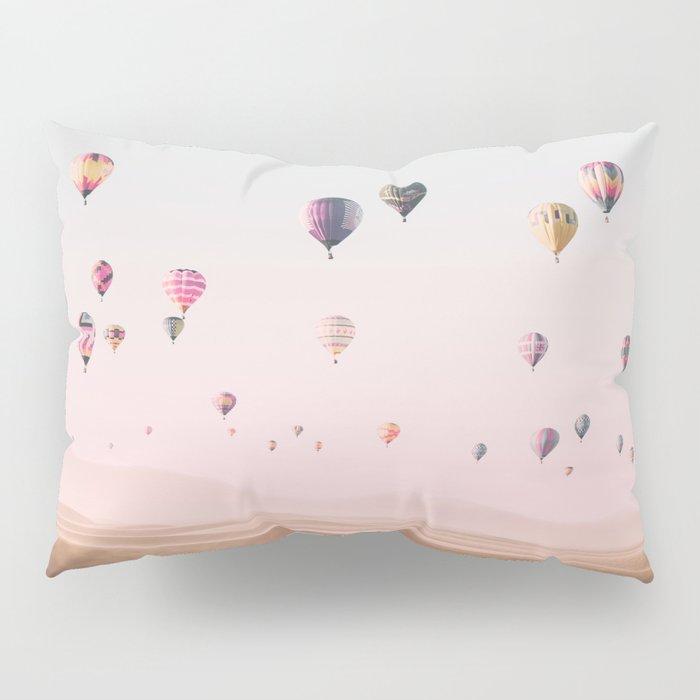 Around the World Pillow Sham