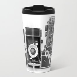 Vintage Camera Collection Travel Mug