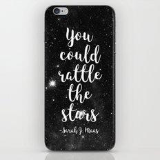 Rattle the Stars iPhone & iPod Skin