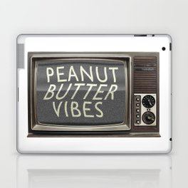Peanut Butter Vibes Laptop & iPad Skin