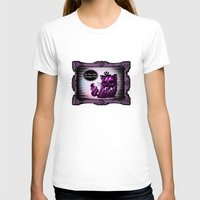 cheshire cat T-shirts featuring Cheshire Cat by AKIKO