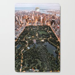 Central Park New York Cutting Board