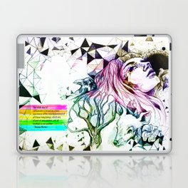 Interconnectedness of all life Laptop & iPad Skin