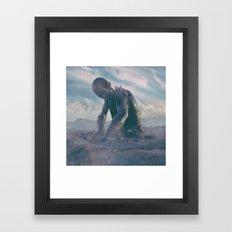WOLF.SIX (everyday 01.25.16) Framed Art Print