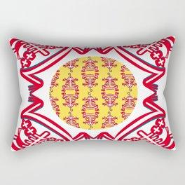 TAKOMA FROG Rectangular Pillow