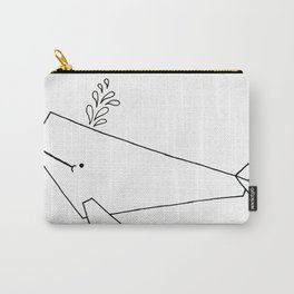 Very whale! Carry-All Pouch
