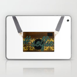 #Selfie Laptop & iPad Skin