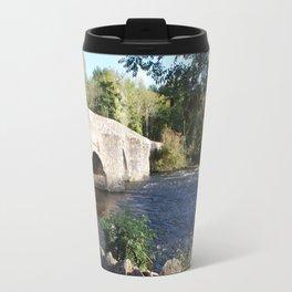 Bickleigh Bridge Photo 1859 on the River Exe, Devon Travel Mug