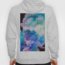 Colorful Smoke Explosion Hoody