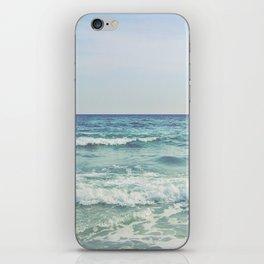 Ocean Crashing Waves iPhone Skin