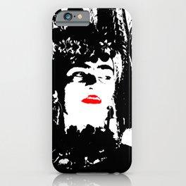 Freeda my Frida Black and White iPhone Case