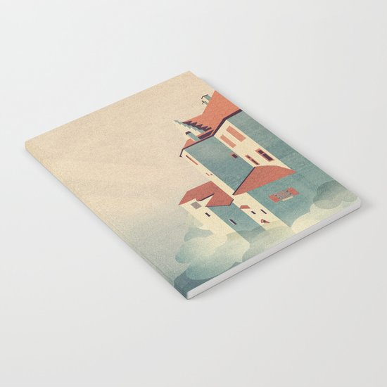 Castle in the Sky Notebook