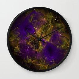 Nebula System Wall Clock