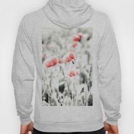 Poppy Poppies Mohn Mohnblume Flower Hoody