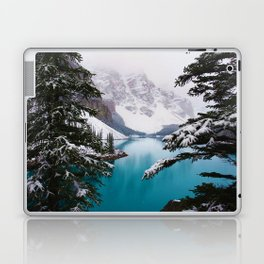 Paradise in the Mountains (Color) Laptop & iPad Skin
