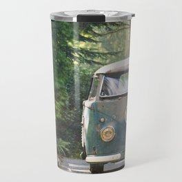 Peace Love Nature Travel Mug