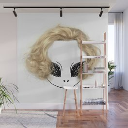 Blondes have more fun Wall Mural