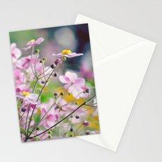 Pretty Anemones Stationery Cards