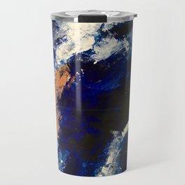 Abstract 8-18 Travel Mug