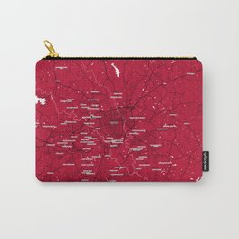 FanMap   NCAA UGA #04 Carry-All Pouch