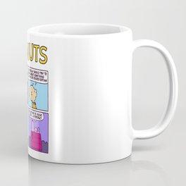 The Peanuts snoopy Coffee Mug