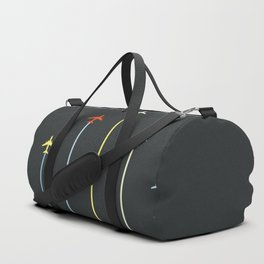 Retro Airplanes 06 Duffle Bag