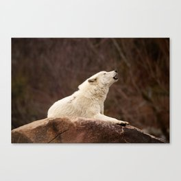 Glory Song Canvas Print