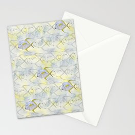 Lookdown Fish Stationery Cards