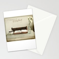 Study His Word Stationery Cards
