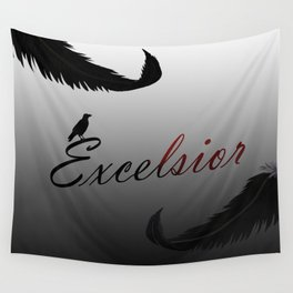 EXCELSIOR   The Raven Cycle by Maggie Stiefvater Wall Tapestry